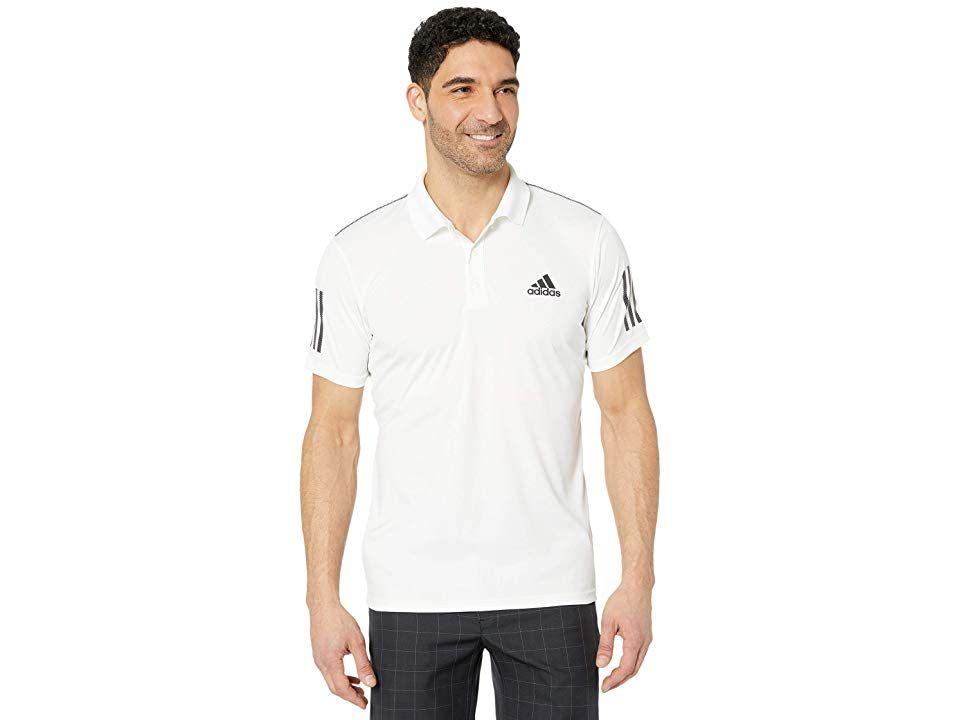 polo adidas club 3 stripes