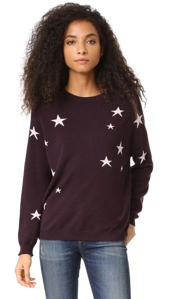 8fe4fa08f5 Chinti and Parker Slouchy Star Cashmere Sweater