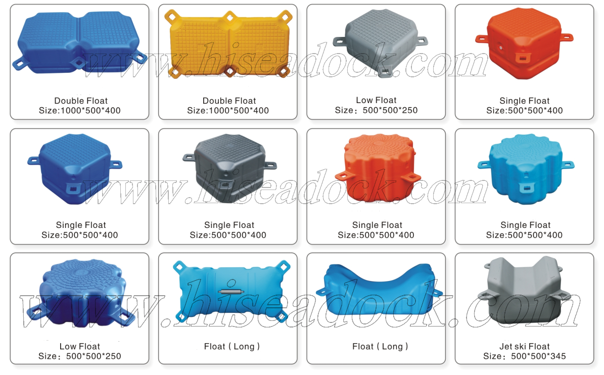 Accessories For Floating Pontoon Floats Cubes Floating