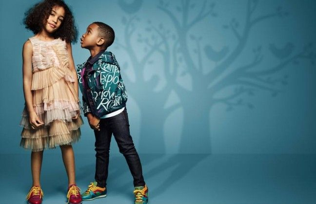 6608afdec01a Burberry kids ad campaign is adorable.Shop Burberry apparel at  http   33rdrepublic