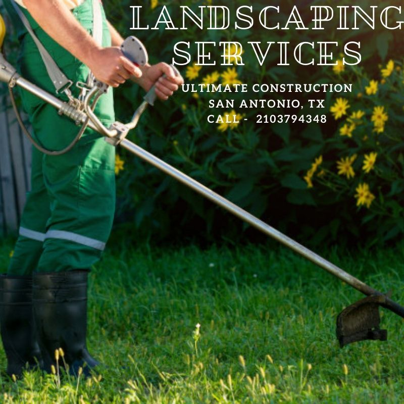 Call us today, we are the best landscaping company in San