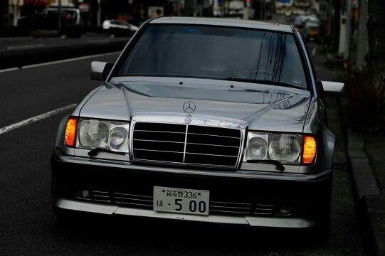 Mercedes Benz W124 Fabolous Widebody Vip Mercedes W124 Mercedes