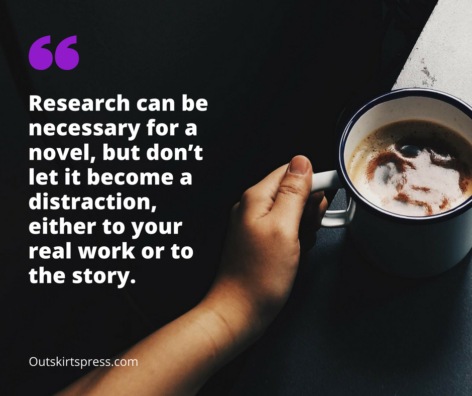 Here's Your Morning Coffee: Research Can Be Necessary For