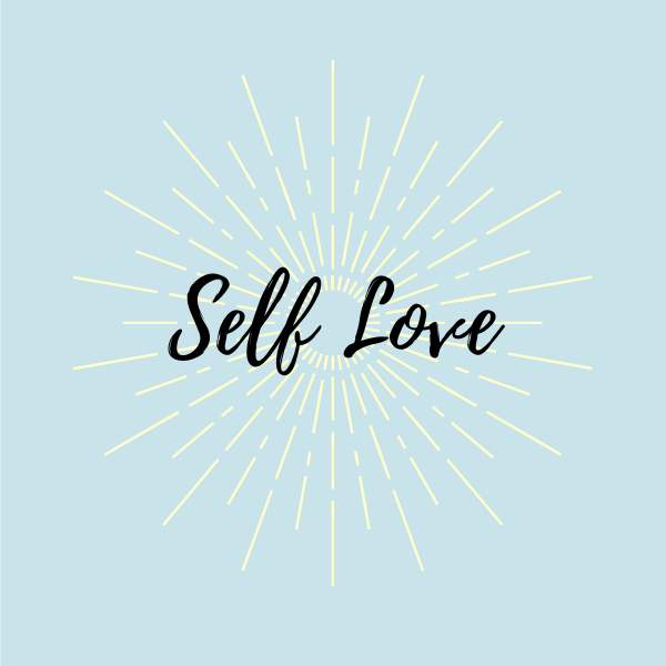 Learn to #loveyourself with these tips, tricks, insightful prompts, and more. Learn #selflove through self discovery and #mindfulness, along with meditation and valuing your own #worth.