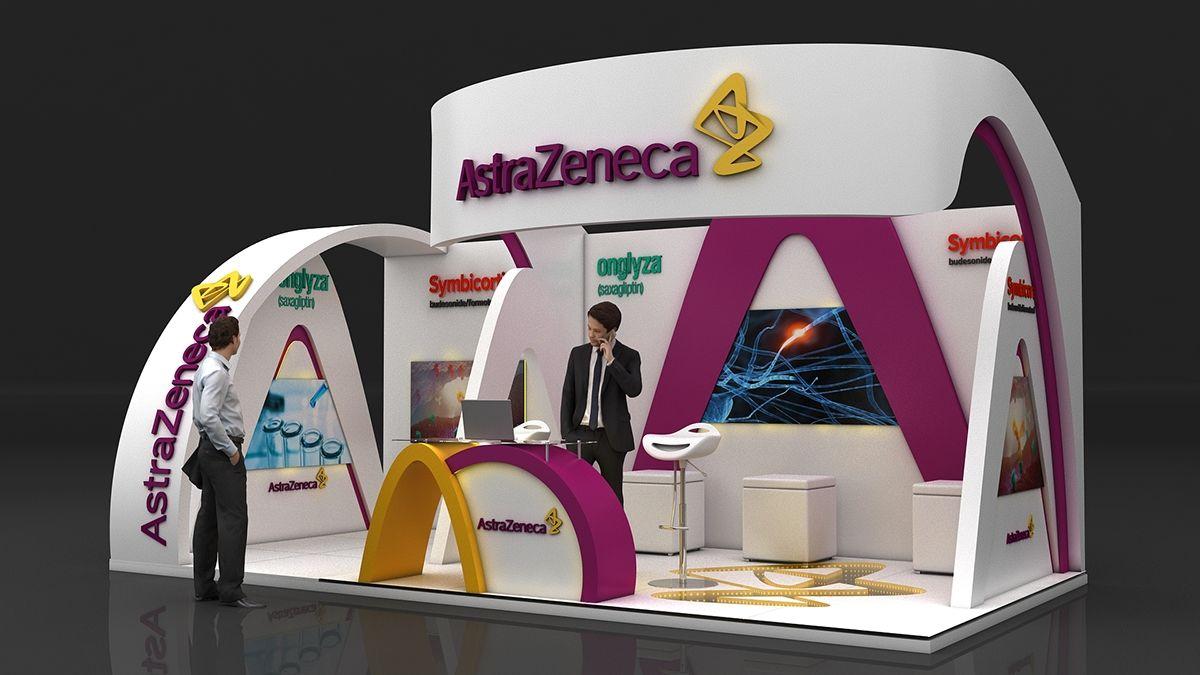 Astrazeneca Exhibition Jan 2017 On Behance Exhibition Exhibition Design Design