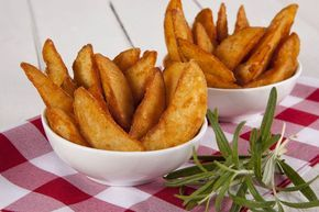 Paprika Potato Wedges #potatowedgesselbermachen