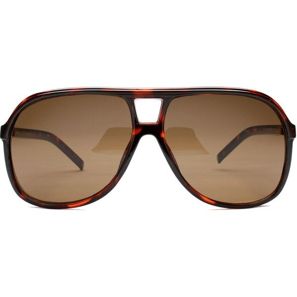 267e71877297a Kreed Machete Sunglasses ( 9.73) ❤ liked on Polyvore featuring accessories