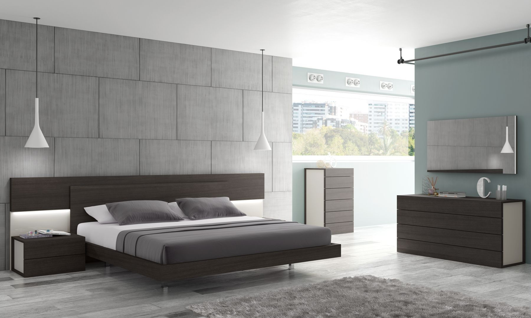 Contemporary Bedroom Furniture Designs Gorgeous Grey Colors Contemporary Bedroom Sets With Bedroom Furniture Sets Design Decoration