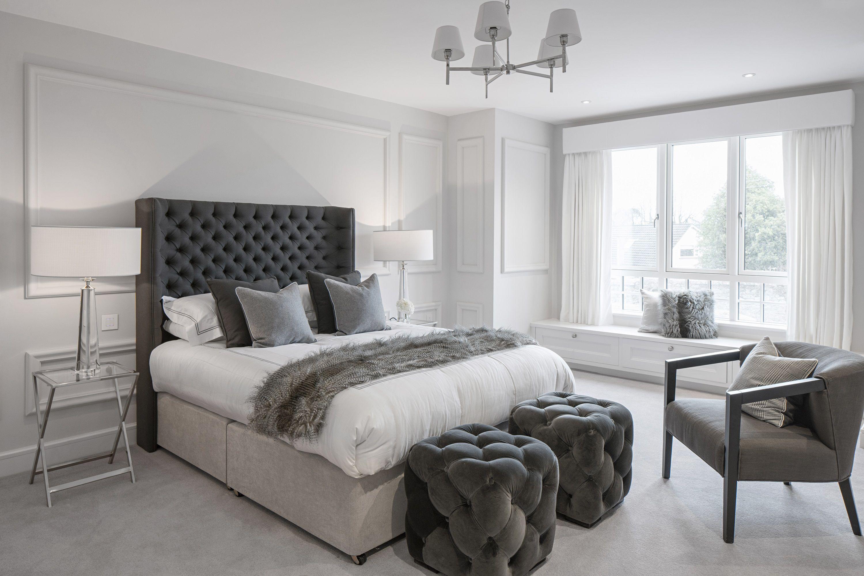 Pin de newcastle design en fitted wardrobes and bedroom for Interiores de recamaras