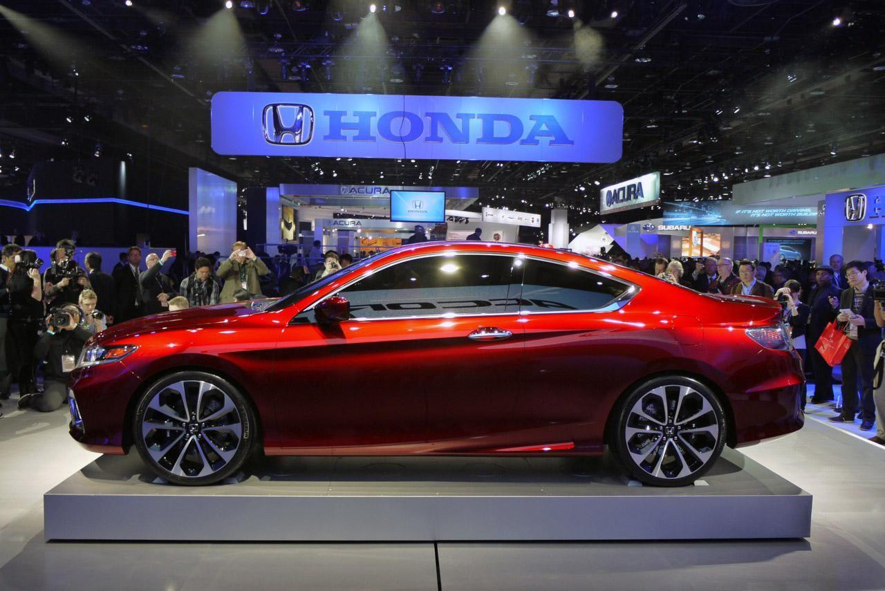 2013 Honda Accord Coupe Concept Honda accord, Honda