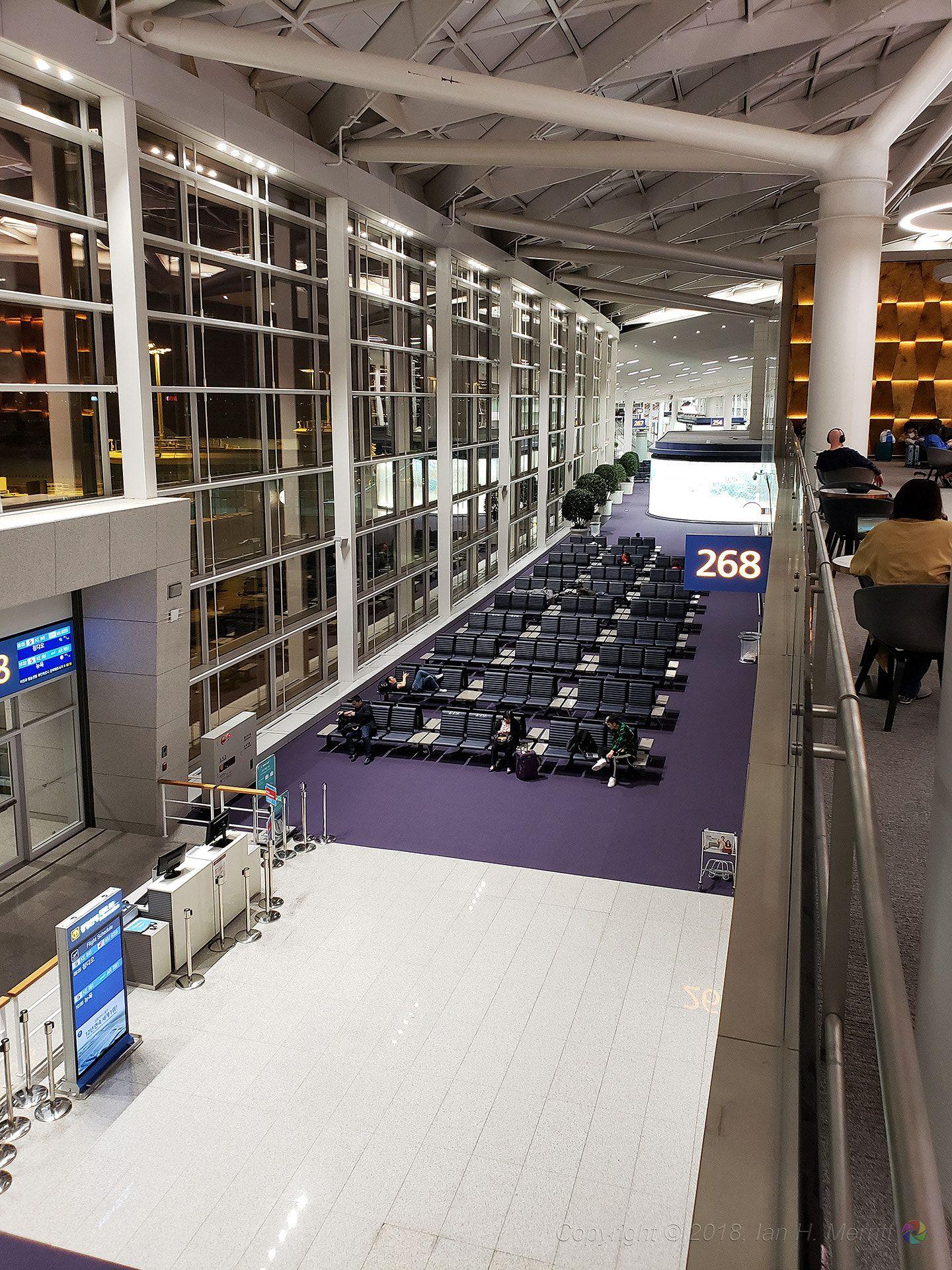 Incheon International Airport Terminal 2 인천 국제 공항 터미널 2