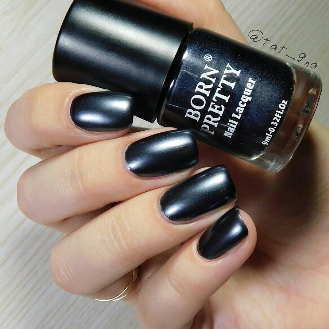 Born pretty dark metallic nail polish cool effect have a nice born pretty dark metallic nail polish cool effect have a nice try prinsesfo Images
