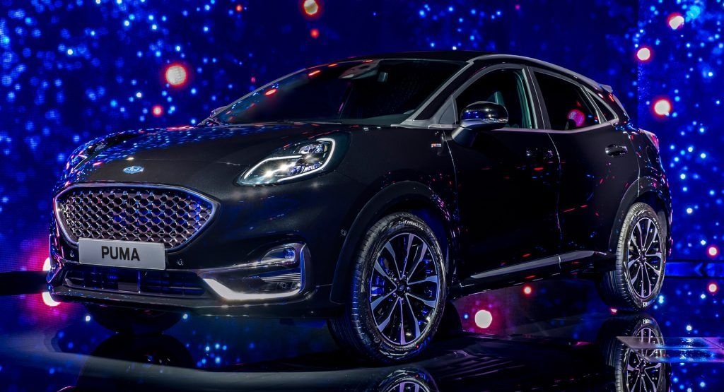 New Ford Puma St Line Vignale Wants To Be Sporty And Posh Too