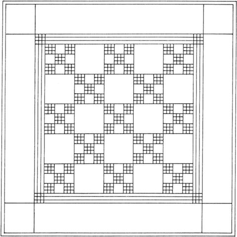 Quilt Coloring page | Sewing and Fabrics | Pinterest | Free quilt ...