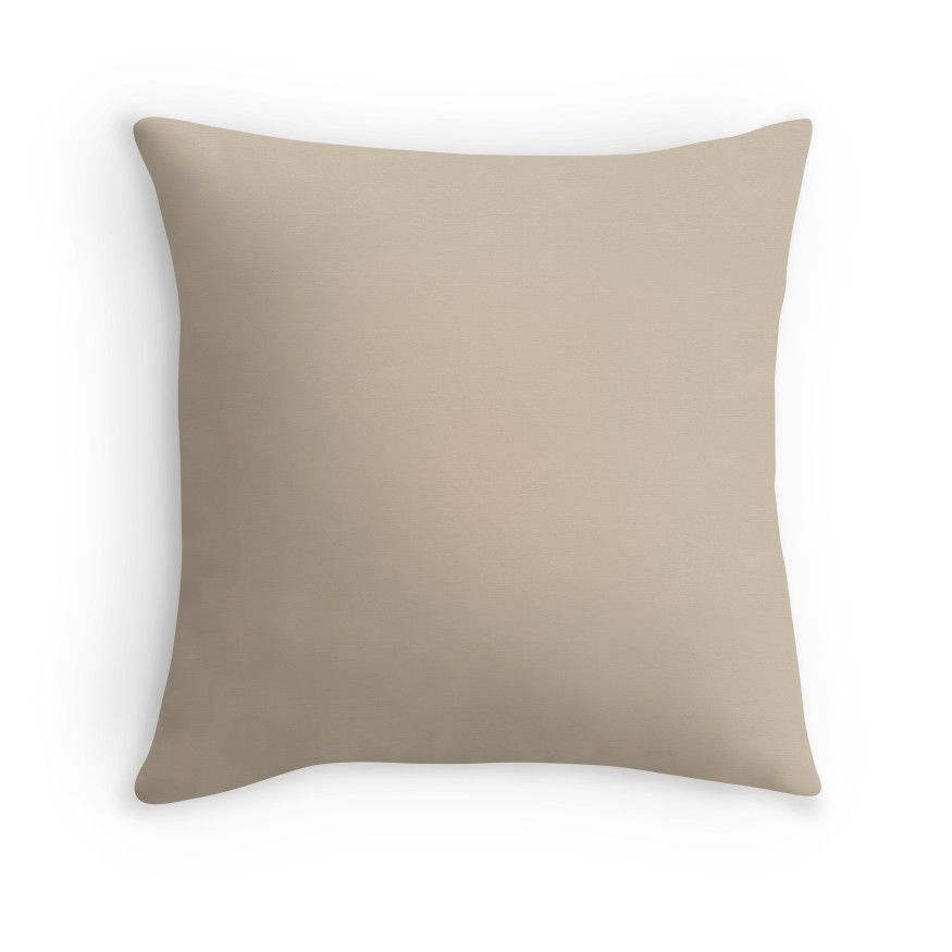 1a970bc0c6 Dark Vanilla ' Throw Pillow by ozcushions | AESTHETICS BROWNS AND ...