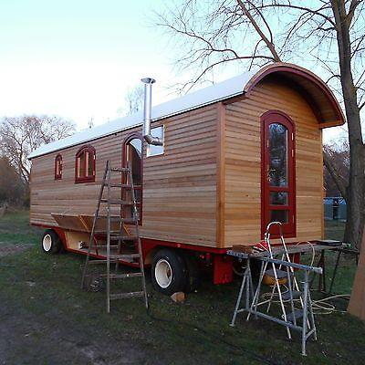 zirkuswagen bauwagen ferienhaus haus hausboot praxis b ro waldkindergarten zirkuswagen. Black Bedroom Furniture Sets. Home Design Ideas