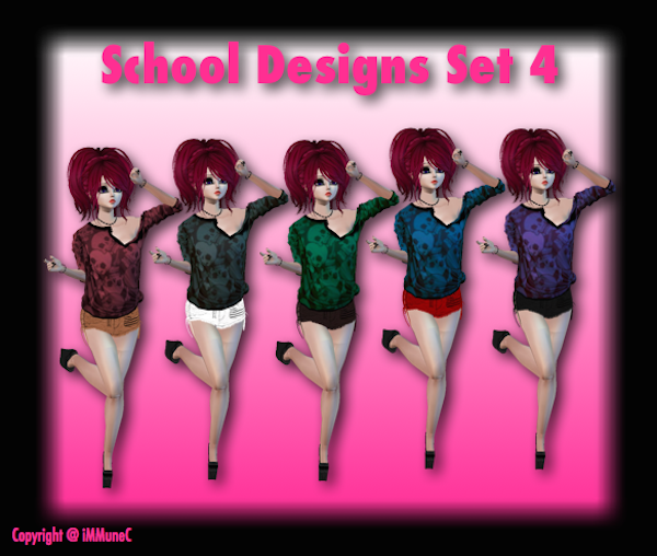 Skull Tee Outfits available in iMMuneC's Catalog @ IMVU (http://www.imvu.com/shop/web_search.php?manufacturers_id=18004583)