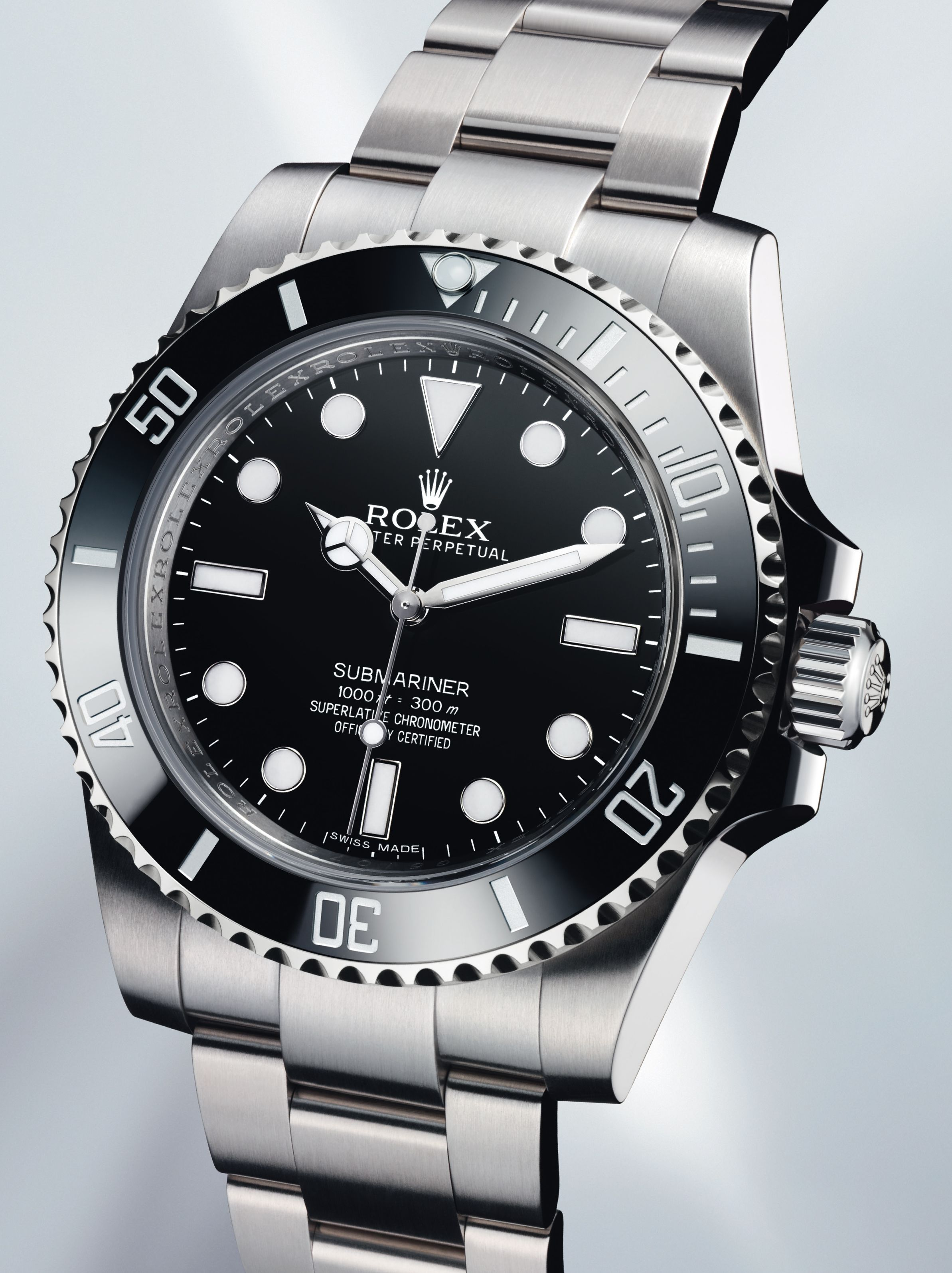 sub watches date mariner rolex in submariner ref oro nipple crystal giallo dial