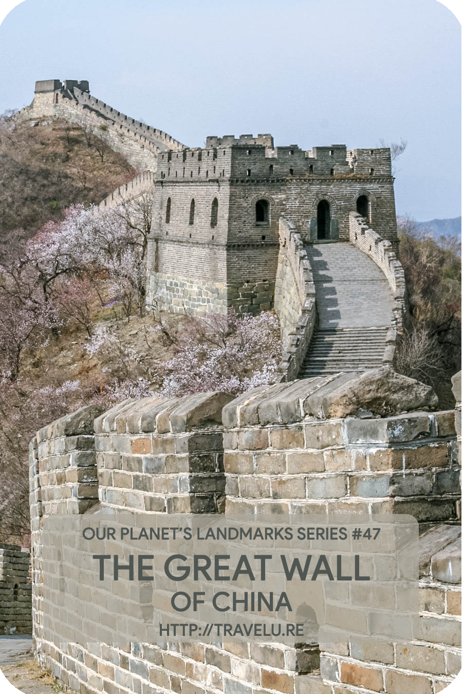 The Great Wall Of China Travelure C Great Wall Of China Asia Travel Travel