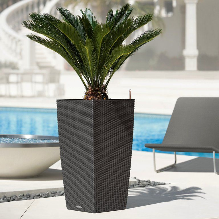 Awesome Large Outdoor Planters Resin Planters Contemporary Planters Outdoor Planter Designs