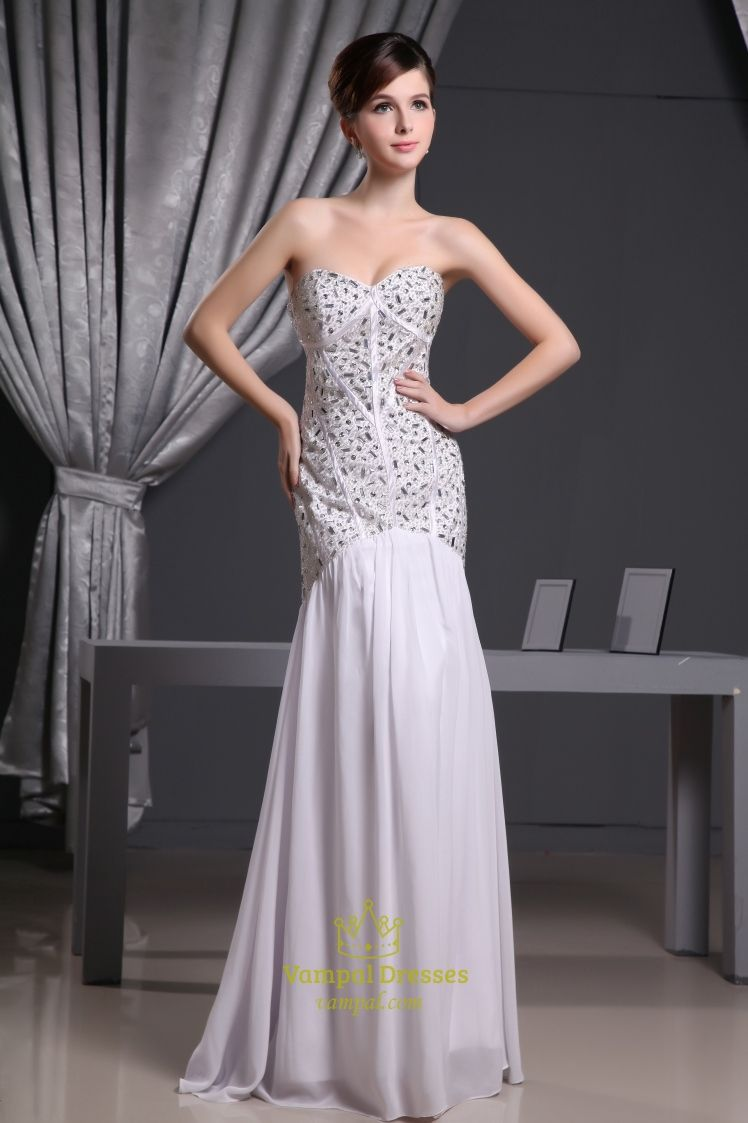 White Dresses Styles and Designs for Weddings (3)