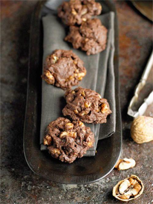 Chocolate Decadence Cookies