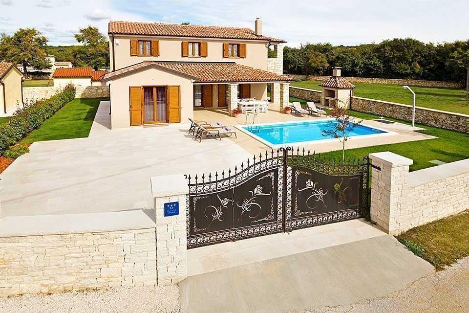 Holiday Villas Rovinj, Istria, Croatia Istria Villa with