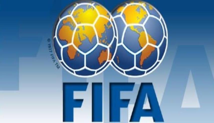 قناة الکوثر الفضائیة الفيفا يكشف عن الاهداف الثلاثة المرشحة لجائزة بوشكاش منوعات الكوثر أعلن الاتحاد الدولي لكرة القدم ا Fifa Football Fifa World Cup Logo