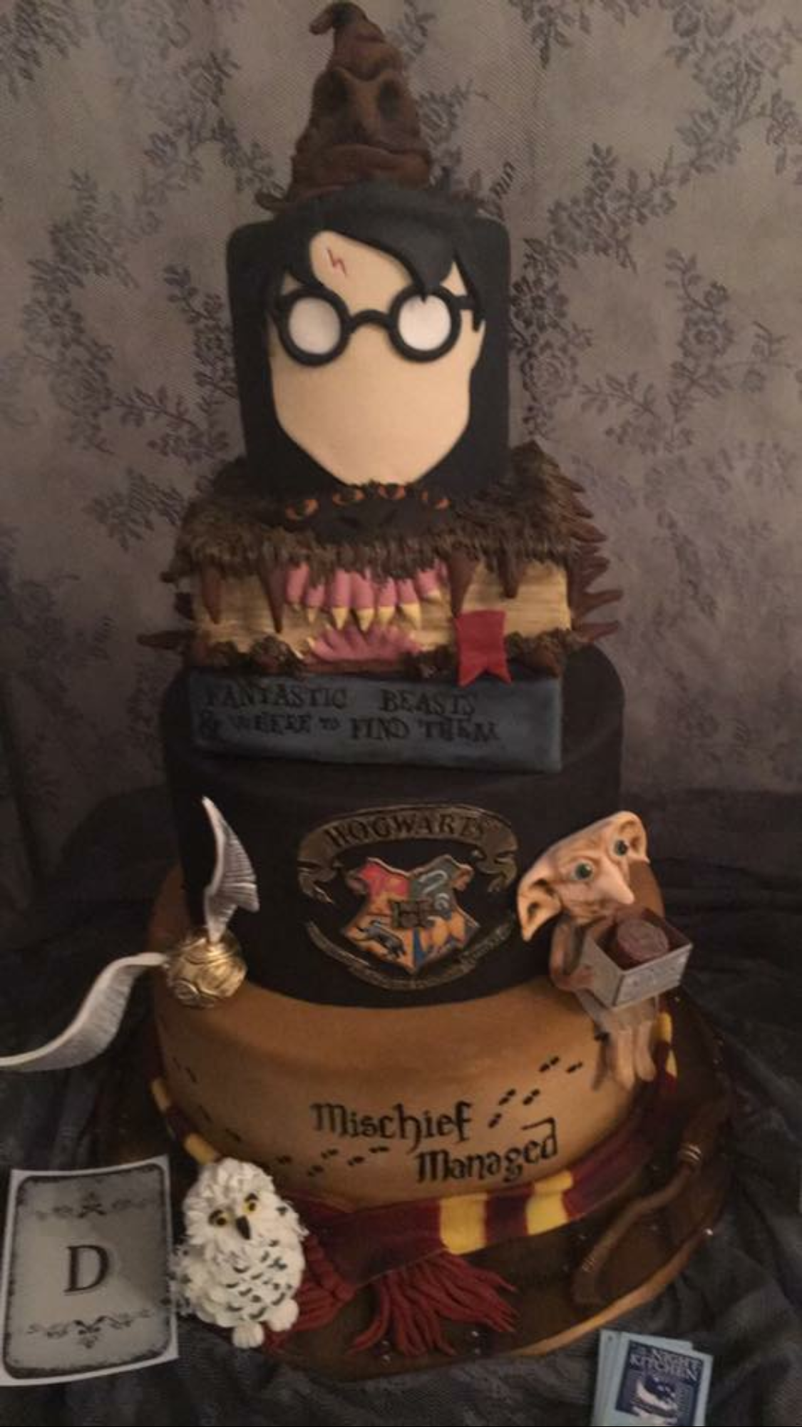 Pin by Cheri Cavanaugh on Cakes Pinterest Harry potter Harry