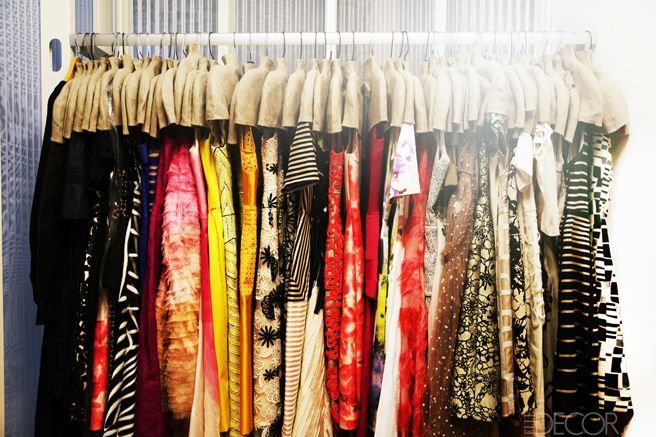 Lela Roseu0027s Closet Is So Glamorous It Has Red Carpet | Elle Decor