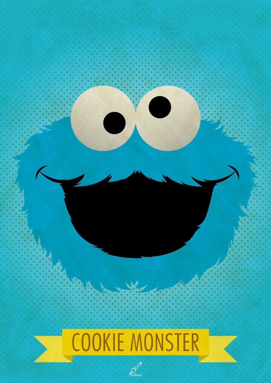tumblr cookie monster Buscar Con Google Wallpaper for I phone