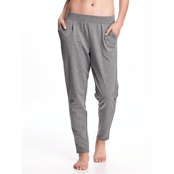 dcd18a23b9 Old Navy Womens Go Dry Joggers ($27) ❤ liked on Polyvore featuring ...