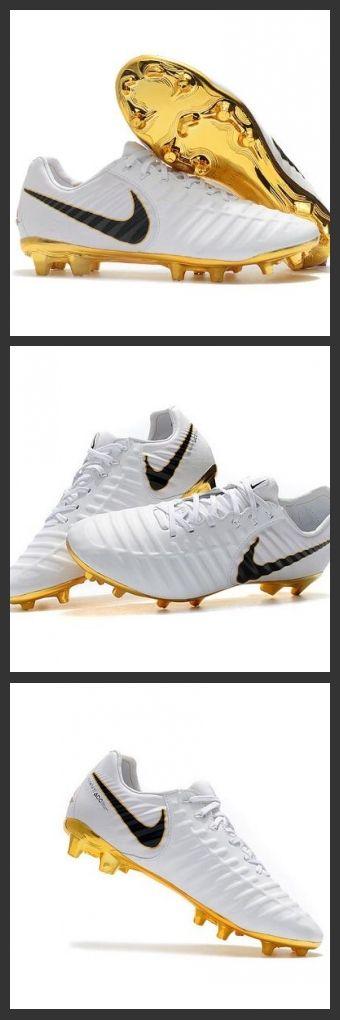 Capitano costruire leggermente  Nike Tiempo Legend 7 FG Scarpe da calcio Uomo Oro Bianco Nero | Scarpe da  calcio, Nike, Calcio