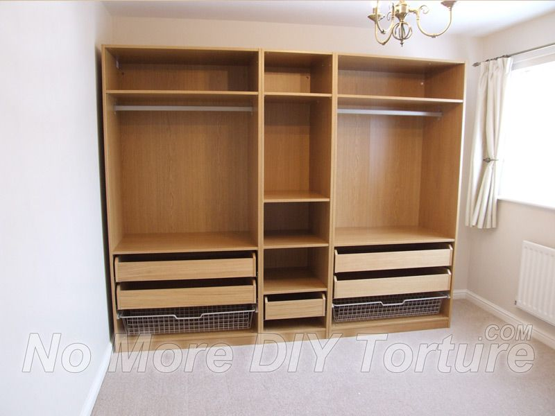 Wardrobe design ideas wardrobe interior designs for Ikea bedroom creator