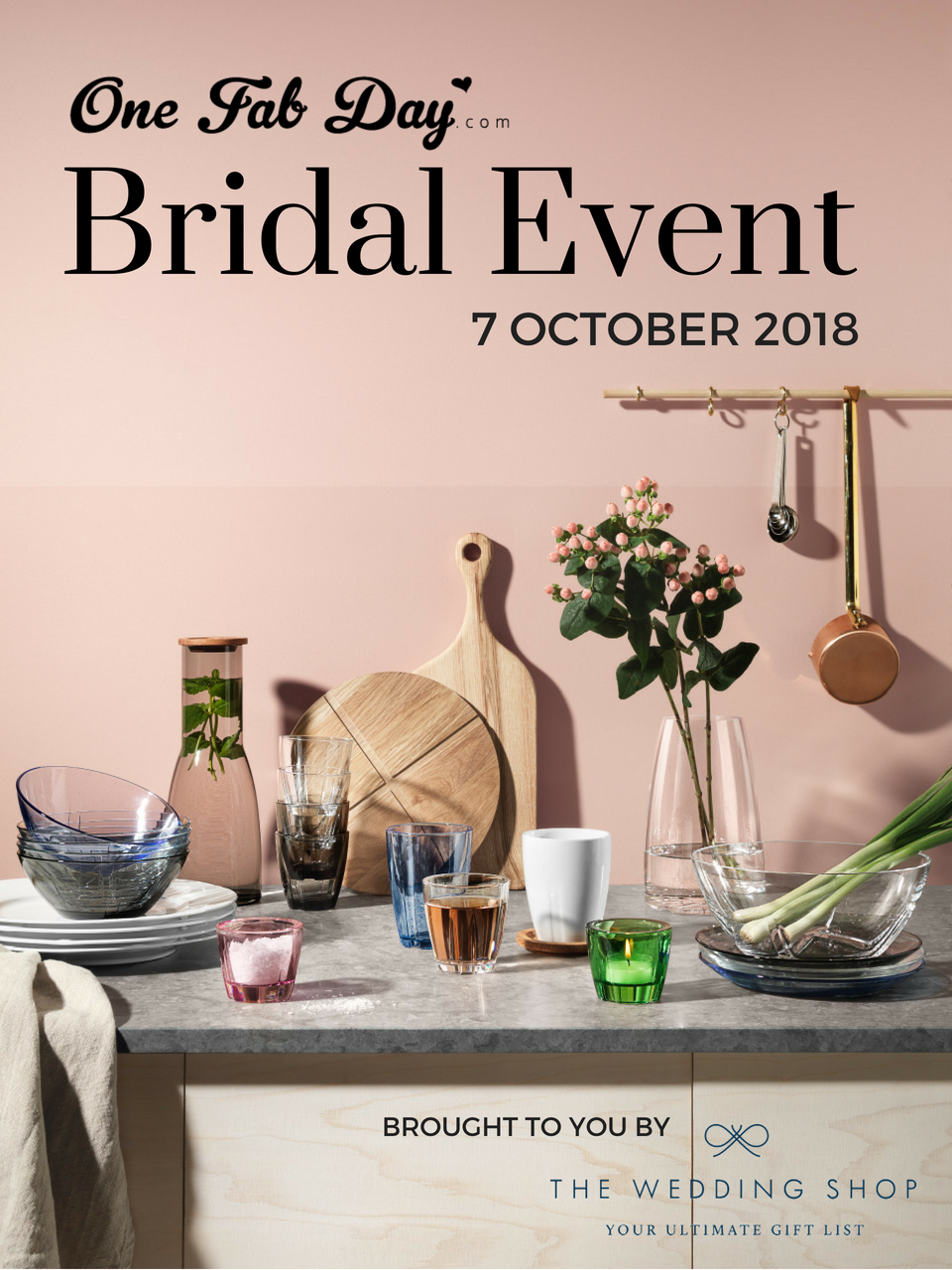 Prosecco And Planning Chats Join Us For The Wedding Shop Bridal