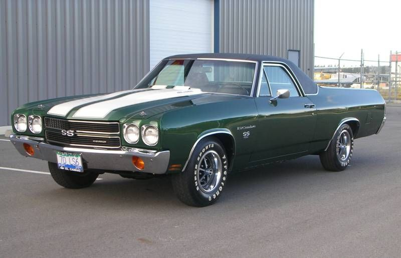 Chevrolet El Camino For Sale Hemmings Motor News Classic Cars