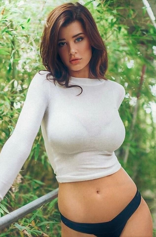 Sexy sarah mcdaniel Lingerie