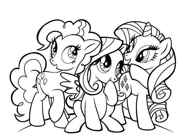 Pin By Jorge Romero On ระบายส ม าโพน My Little Pony Coloring Descendants Coloring Pages My Little Pony Twilight