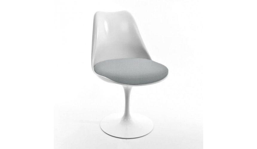 Tulip Stoel Knoll : Tulip armless chair knoll