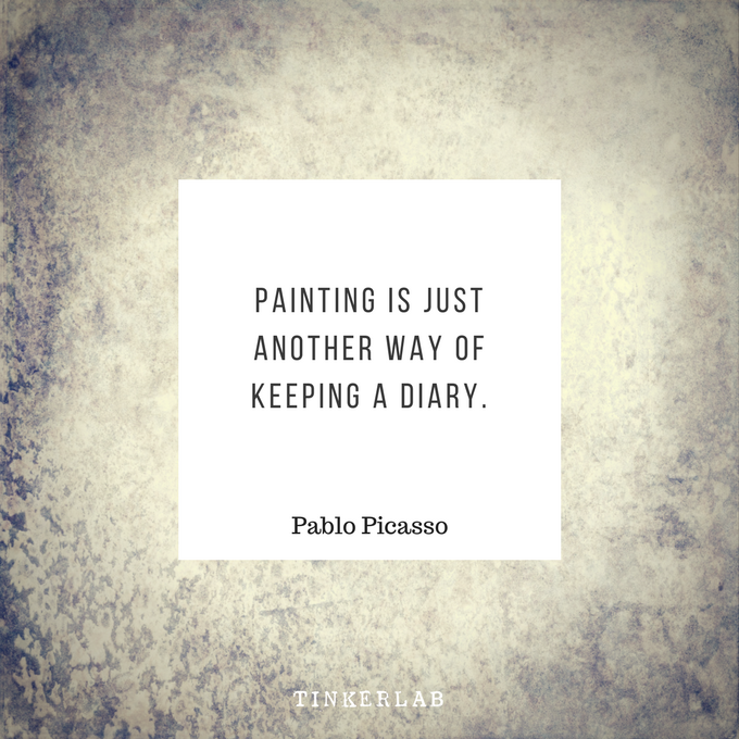 Famous Inspiring Painting Quotes