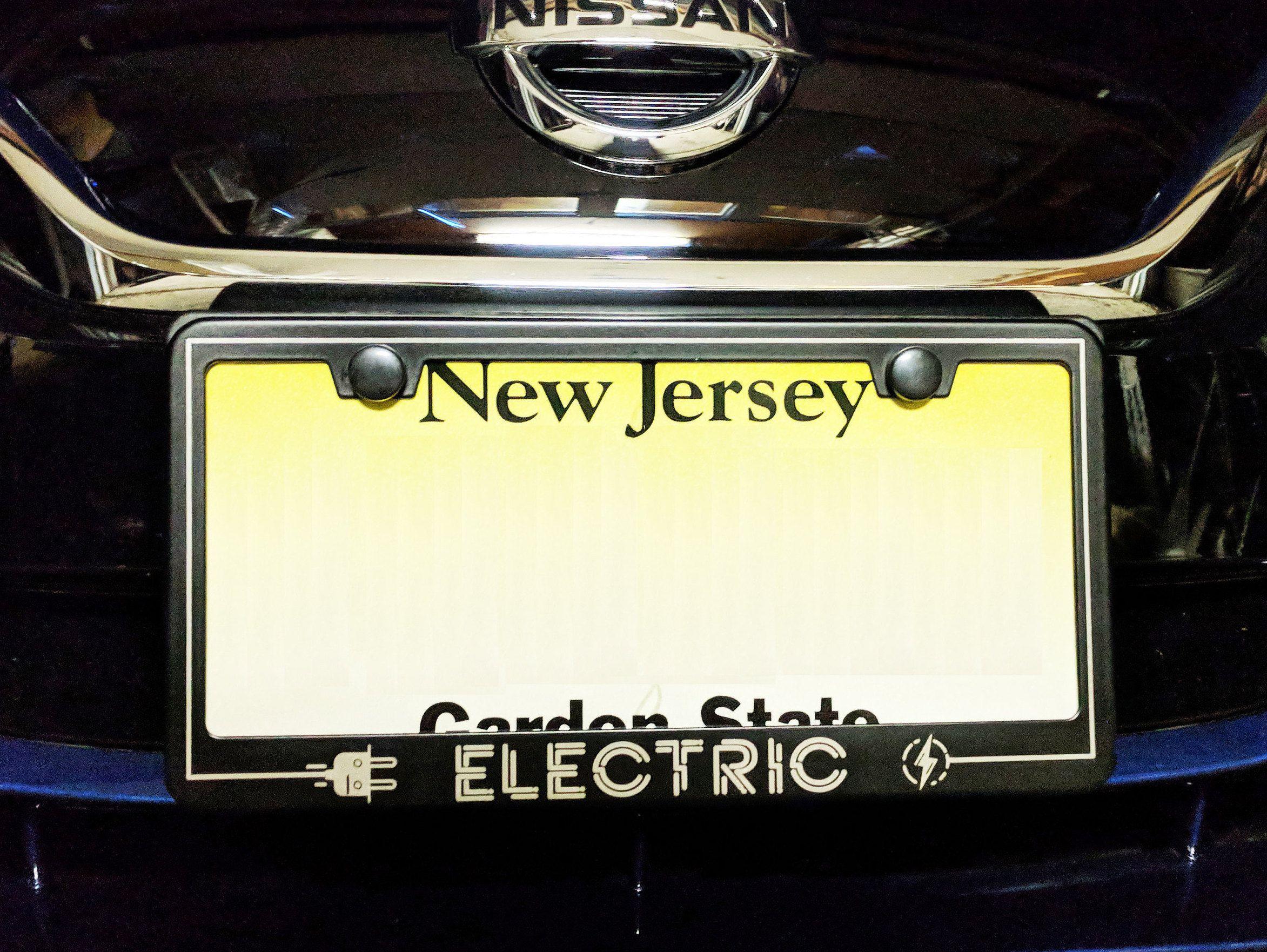 Ev Electric Vehicle Metal Laser Etched License Plate Frame Etsy Custom License Plate Frames License Plate License Plate Frames [ 1762 x 2345 Pixel ]