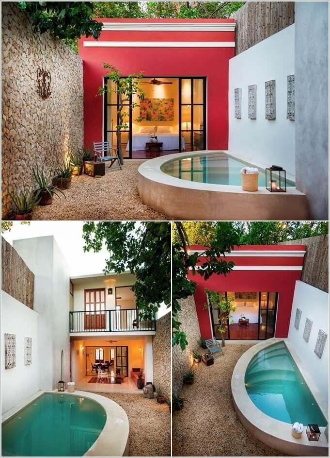 Bereiten Sie Ihren Garten mit diesen kleinen Pool-Ideen auf den Sommer vor - ... - #auf #Bereiten #den #diesen #Garten #Ihren #kleinen #mit #PoolIdeen #Sie #Sommer #vor #poolimgartenideen