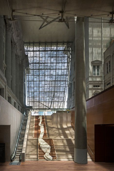 National Gallery Of Singapore By Studio Milou And Cpg Consultants Singapore City National Art Art Gallery