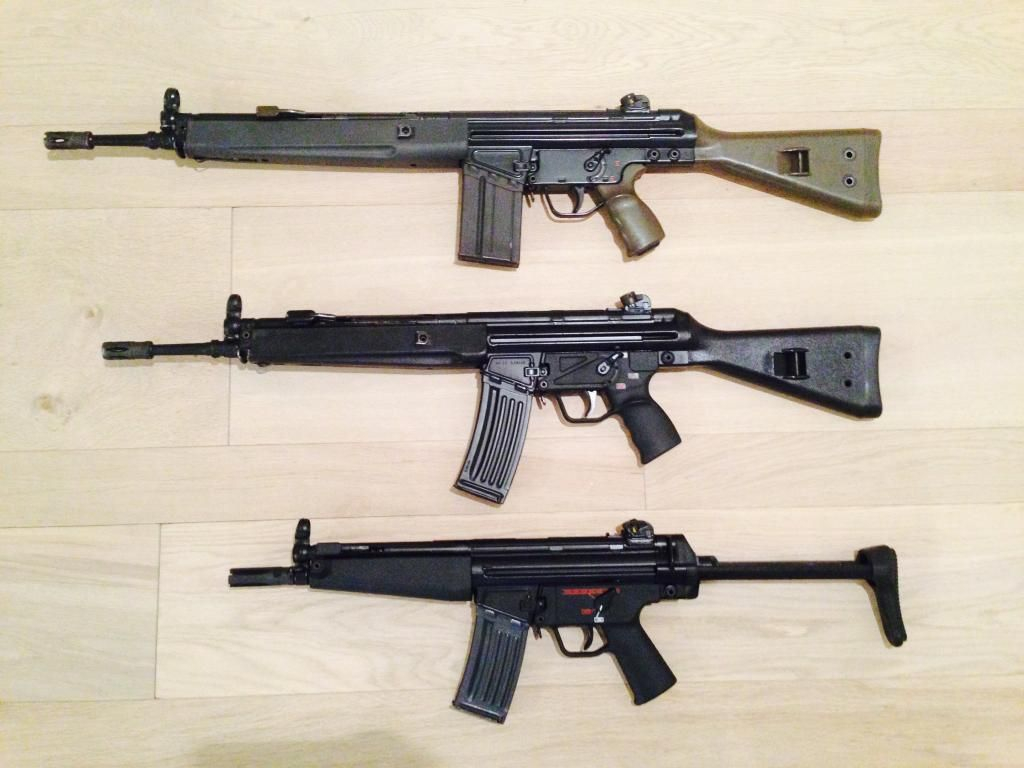 BAYONETS FOR HECKLER amp KOCH ASSAULT RIFLES   Jeffrey Hayes