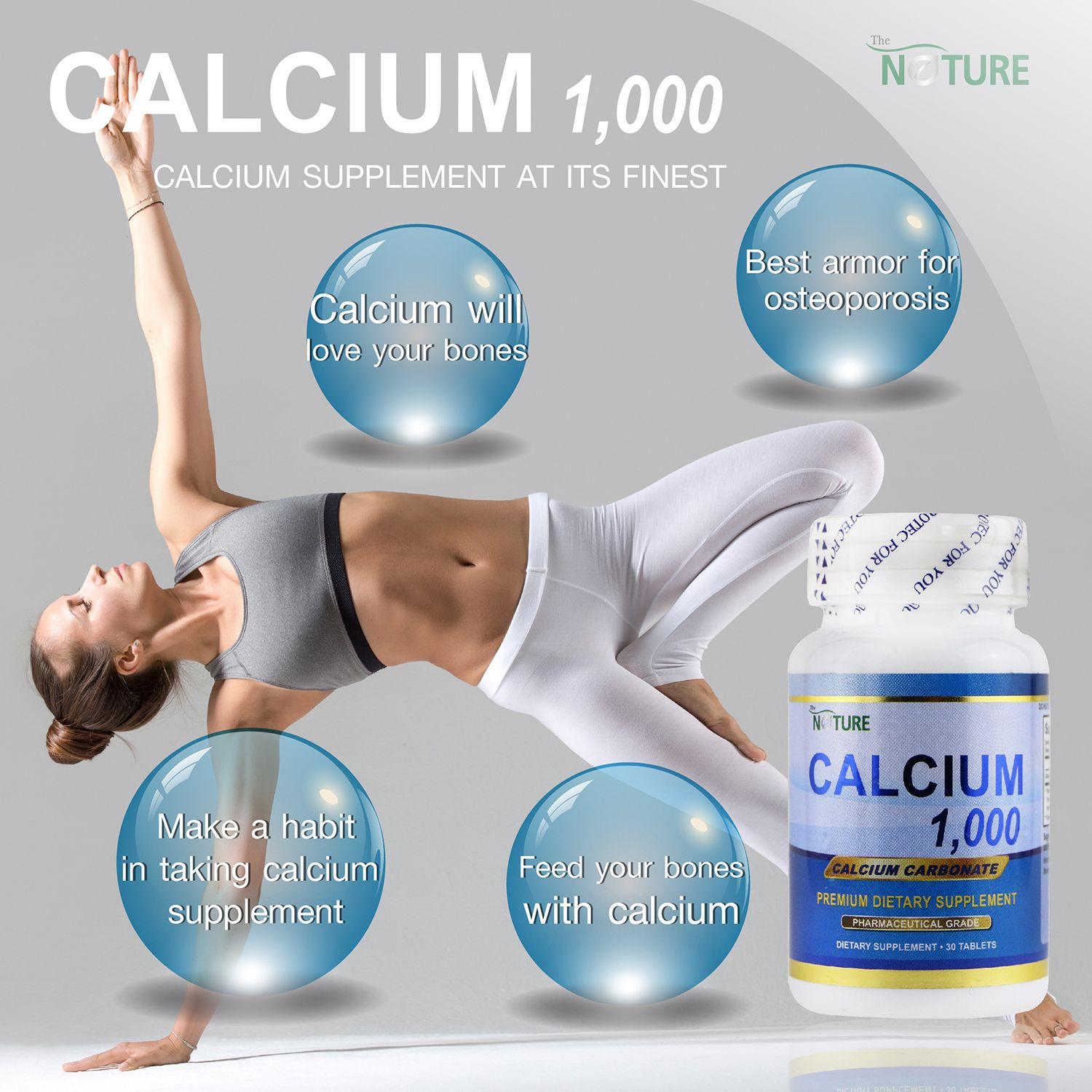 29+ How much calcium supplement for osteoporosis information