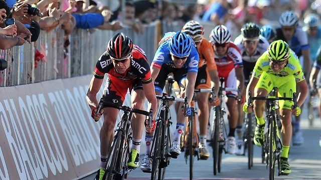 Cadel Evans has moved into the top 10 in the Giro - is he on track to take out his second Tour de France title?