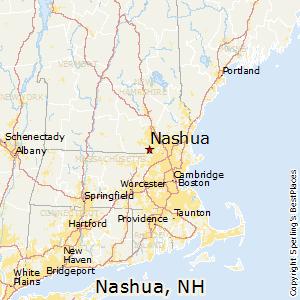 Nashua New Hampshire Map Billerica Nashua Auto Insurance Quotes