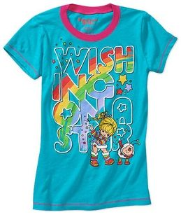 76f26d949 Rainbow Brite T-shirt from Wal-Mart   My Personal Style   Graphic ...