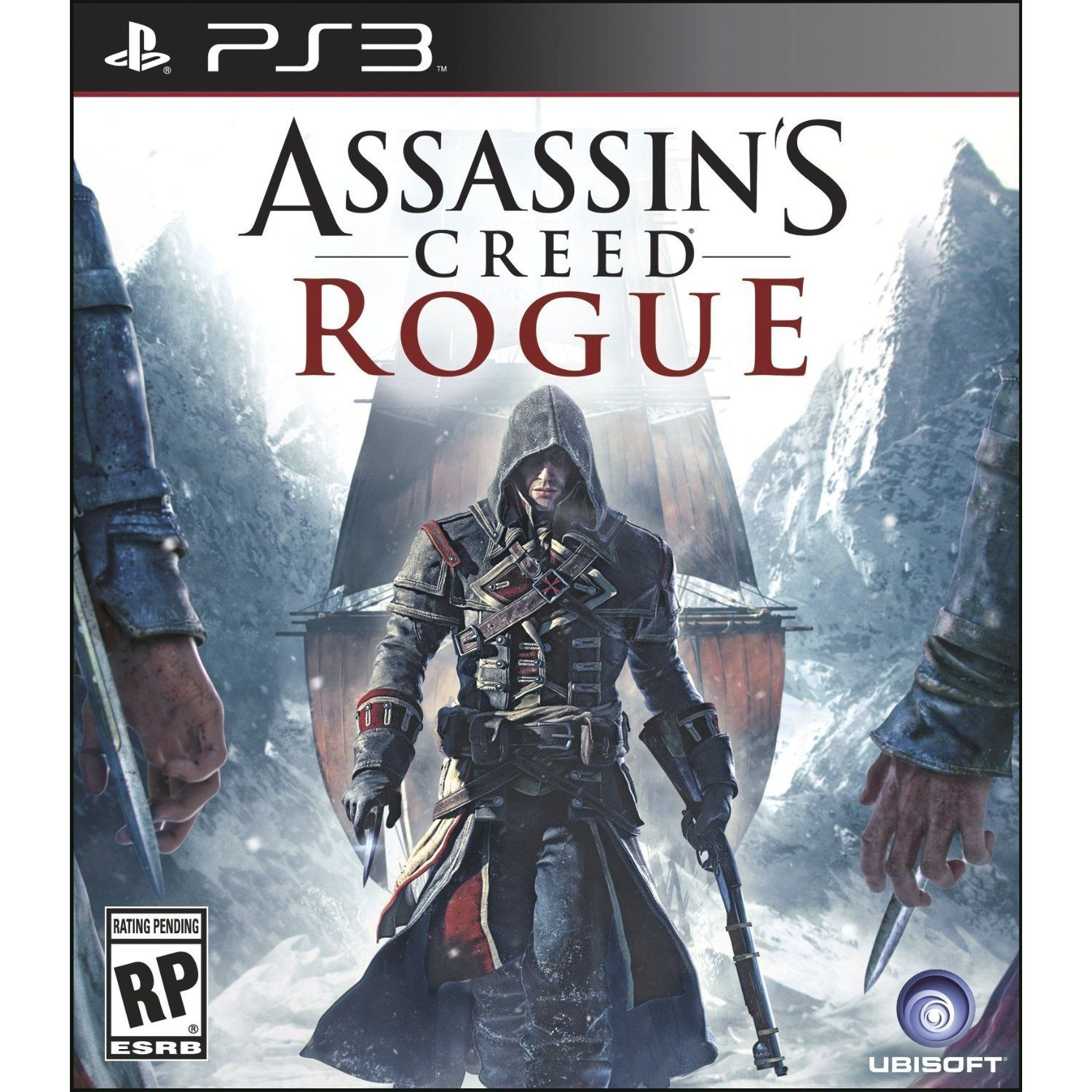 Ps3 Assassin S Creed Rogue With Images Assassins Creed Rogue