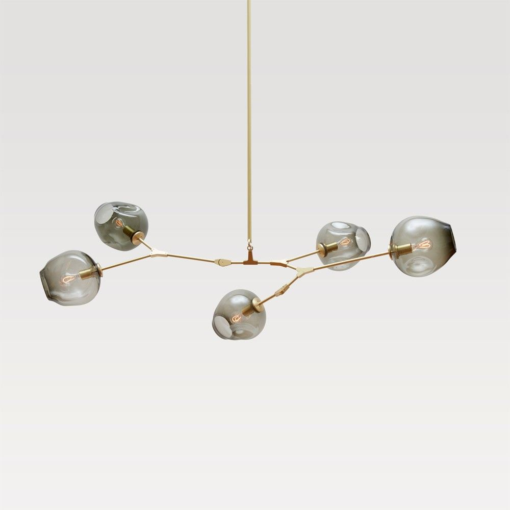 Branching Series 5 Bubble Chandelier Version Iv Lindsey